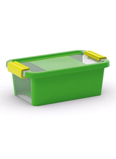 Kis Bi-Box L Saklama Kutusu Yeşil
